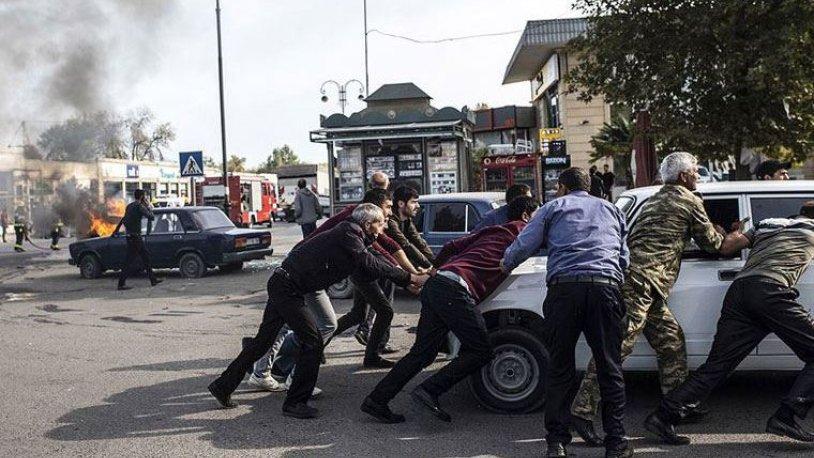 Ermenistan Berde şehir merkezini vurdu: 21 sivil öldü, 60 yaralı