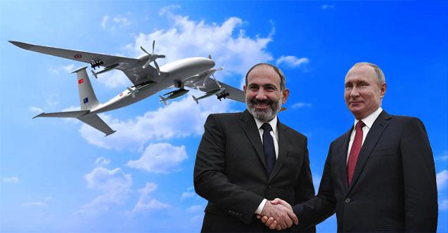 Ermenistan ve Rusya SİHA'lara karşı ortak tatbikat yaptı