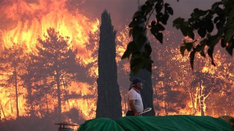 Eş zamanlı yangınlarla ilgili soruşturma başlatıldı