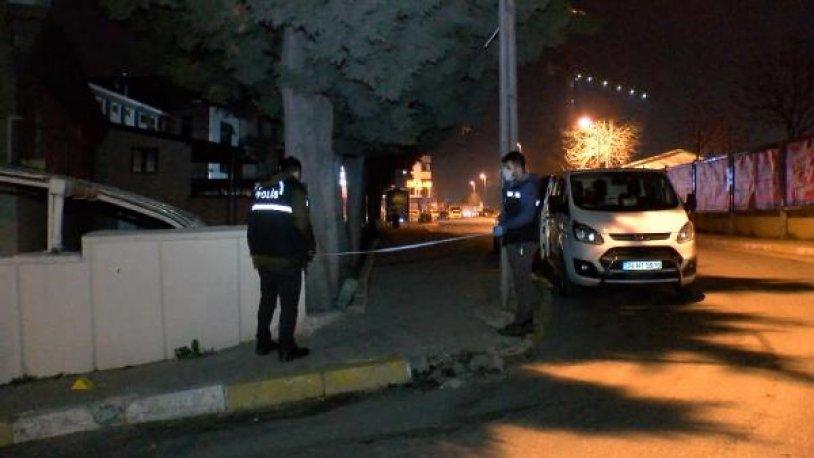 Esenler'de silahlı kavga: 3 yaralı