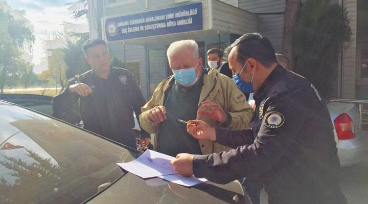 Eski Bakan Cumhurbaşkanı'na hakaret'ten gözaltına alındı