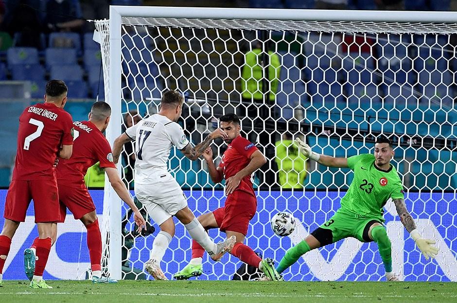 Euro 2020 | Türkiye: 0 - İtalya: 3