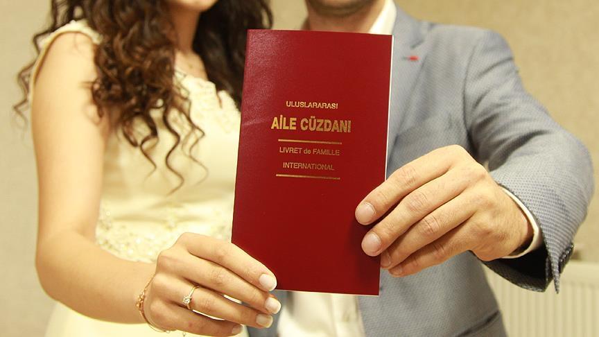 Evleneceklere müjde: İçişleri Bakanlığı genelge yayınladı