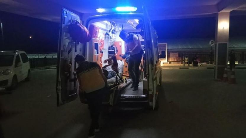 Fabrikadaki yemekten zehirlenen 106 işçi hastaneye kaldırıldı