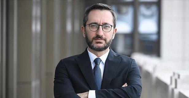 Fahrettin Altun'dan Cumhurbaşkanı Erdoğan'ın açıklayacağı 'müjde' hakkında paylaşım