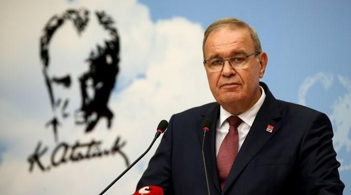 Faik Öztrak'tan CHP'den istifa eden 3 milletvekiliyle ilgili açıklama
