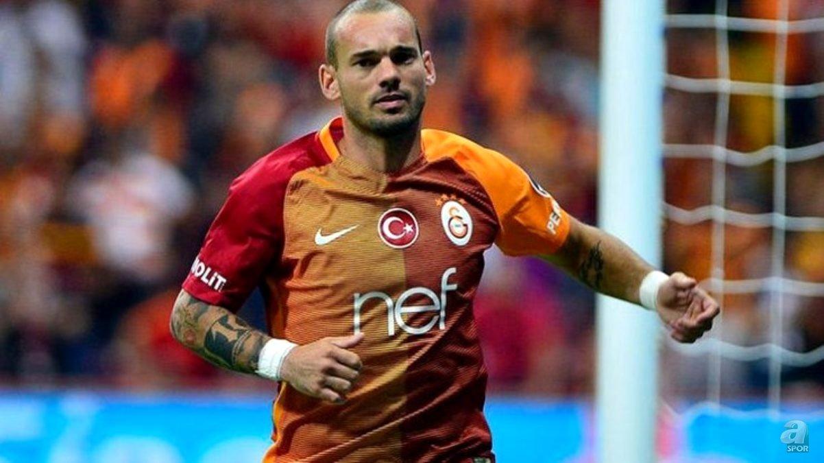 Fatih Terim'in yanına sürpriz isim: Sneijder