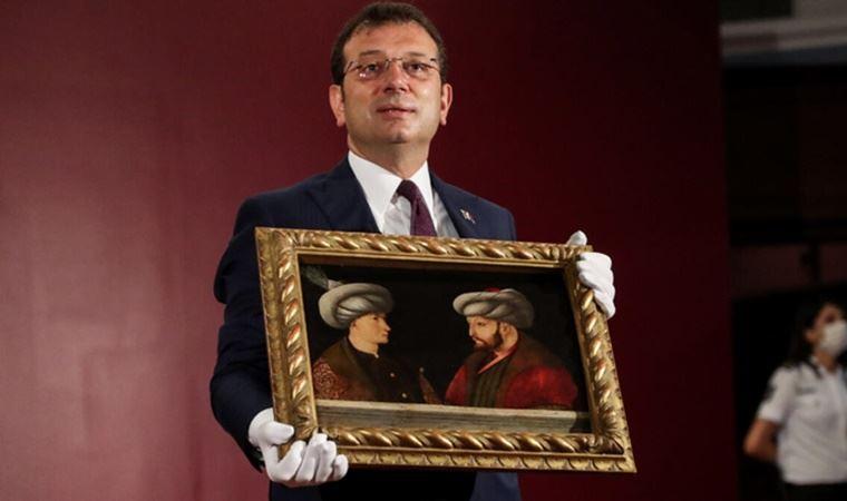 Fatih tablosu soruşturması vatandaş ihbarı üzerine başlatıldı