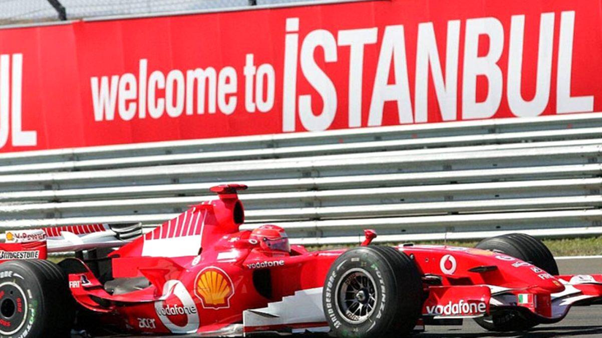 Formula 1 Türkiye GP'de Lewis Hamilton şampiyon oldu