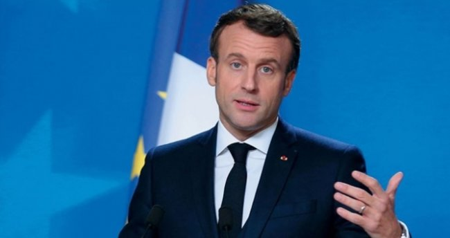 Fransa Cumhurbaşkanı Macron'dan Türkiye mesajı: Diyaloğa hazırız