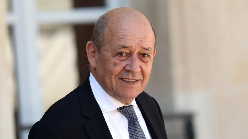 Fransa Dışişleri Bakanı: Hafter'i IŞİD'e karşı destekliyoruz