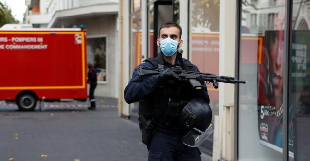 Fransa'nın Nice kentinde bıçaklı saldırı: 3 kişi hayatını kaybetti
