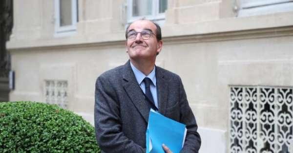 Fransa'nın yeni başbakanı Jean Castex