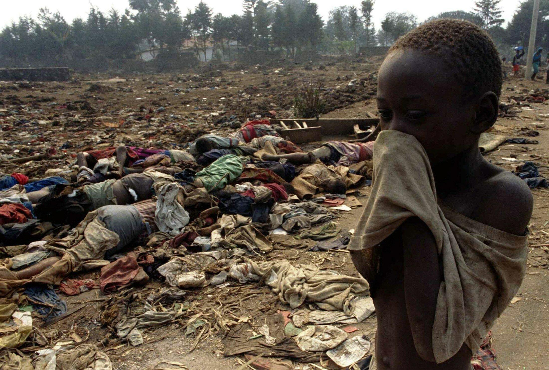 Fransa Ruanda katliamına ilişkin arşivleri açacak