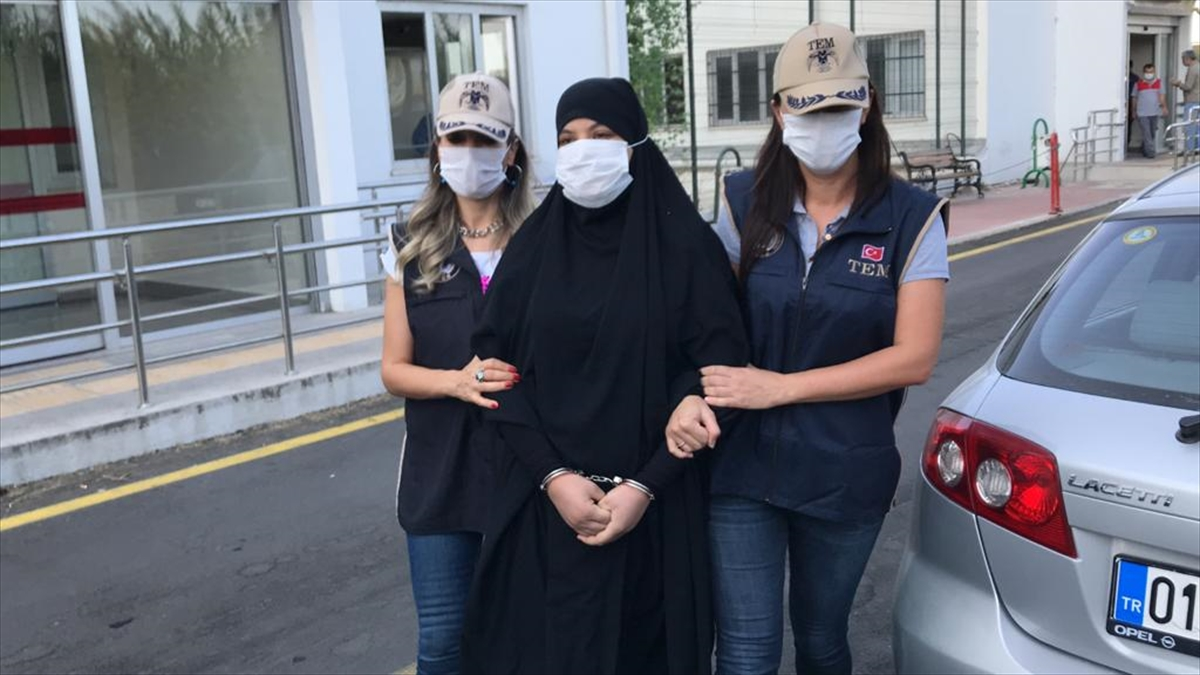 Fransa tarafından kırmızı bültenle aranan IŞİD üyesi Adana'da yakalandı