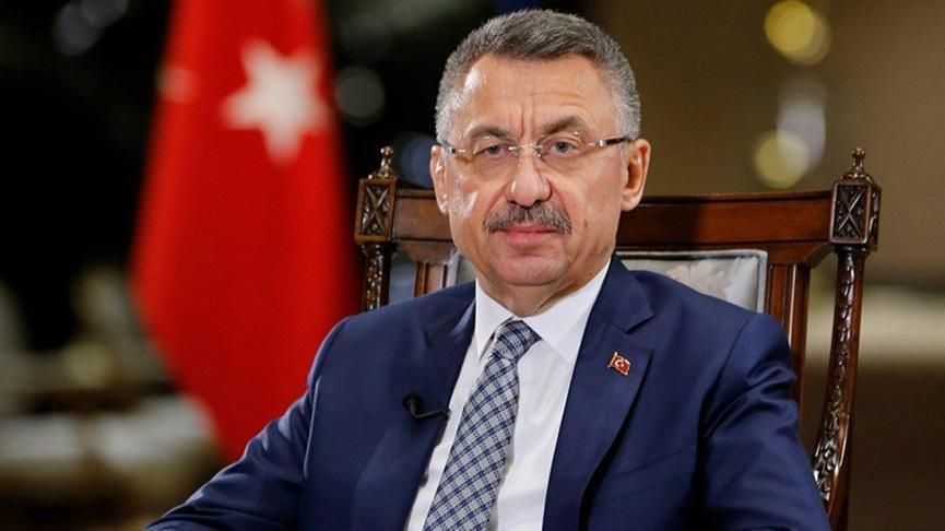 """Fuat Oktay'dan İstanbul Sözleşmesi açıklaması: """"Başkalarını taklit etmeye gerek yok"""""""
