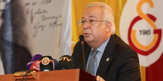 Galatasaray'da Hamamcıoğlu başkan adayı oldu