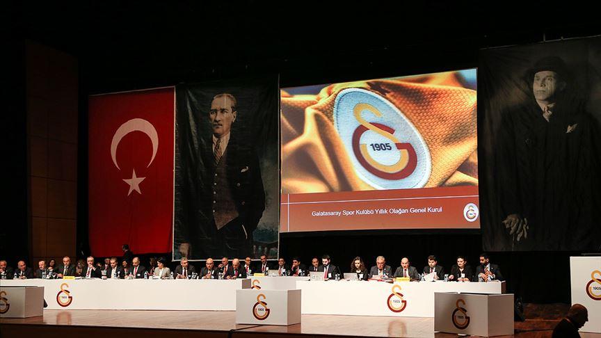 Galatasaray'da seçim karar