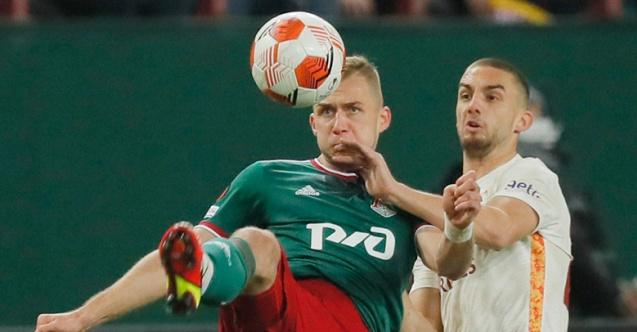 Galatasaray Moskova'dan 3 puanla dönüyor