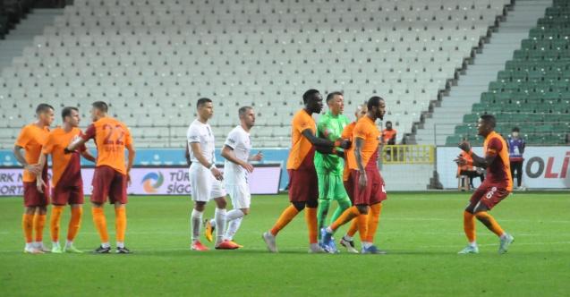 Galatasaraylı Marcao'dan takım arkadaşı Kerem'e yumruk