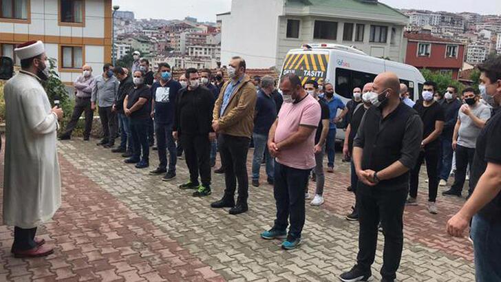 Gazeteci Serhat Demirtaş son yolculuğuna uğurlandı