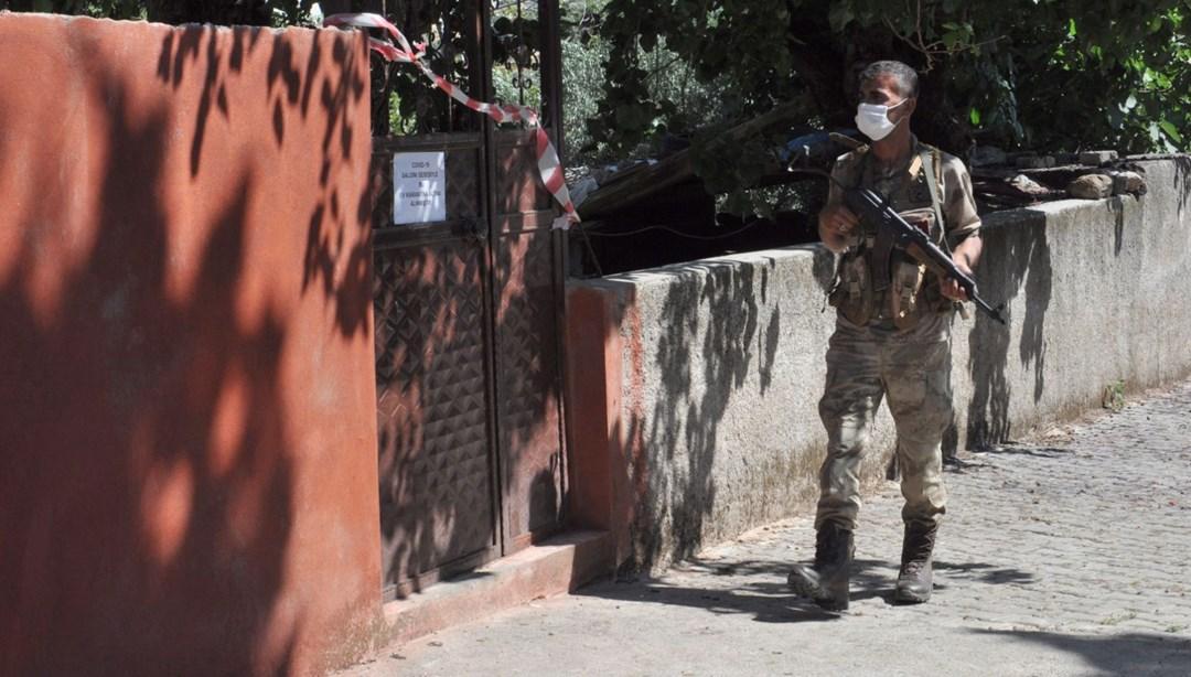 Gaziantep'te asker adayının testi pozitif çıktı, 68 kişi karantinaya alındı