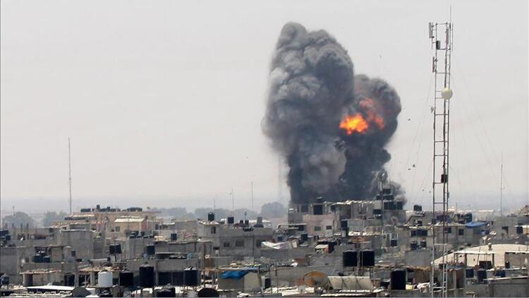 Gazze'de tablo ağırlaşıyor: Can kaybı 197'ye yükseldi