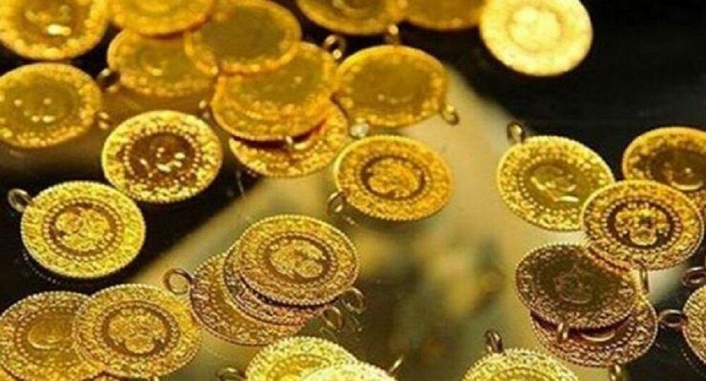 Geçen yıl 10 milyon 217 bin   çeyrek altın bastırıldı