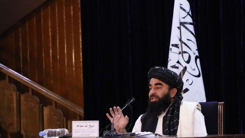 Geçici hükümeti kuran Taliban'dan açıklama