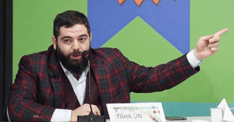 Gelecek Partili Taha Ün gözaltına alındı