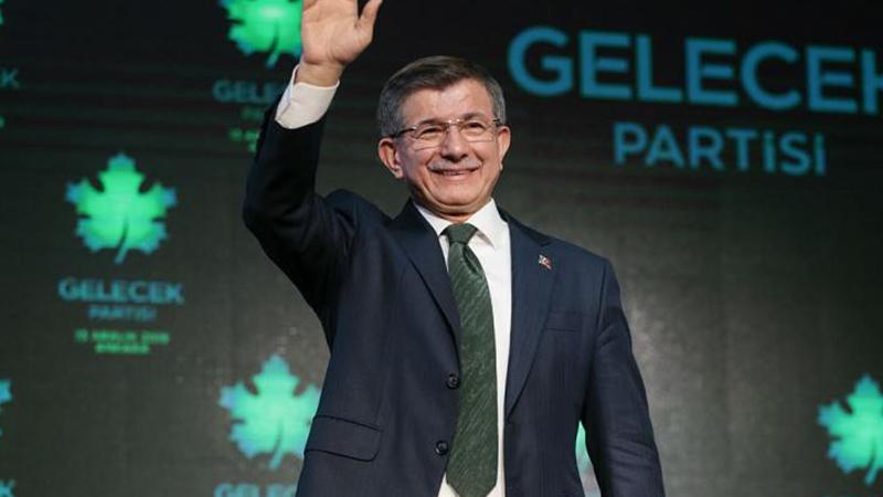 Gelecek Partisi Başkanı Ahmet Davutoğlu koronavirüse yakalandı
