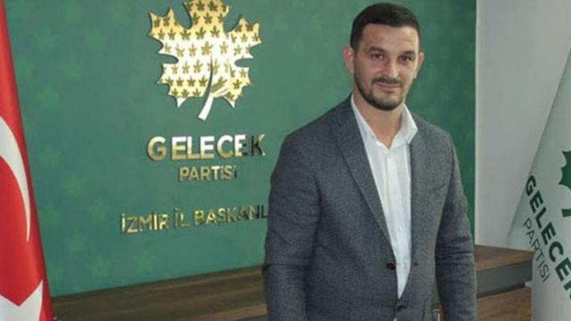 Gelecek Partisi İzmir İl Başkanı'nın aracı kurşunlandı