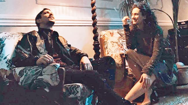 Gelincik filminin tanıtım filmi yayınlandı