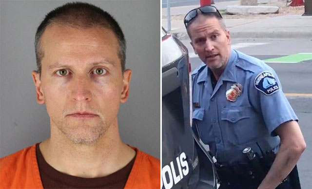 George Floyd'u öldüren polis 1 milyon dolar emekli ikramiyesi alacak