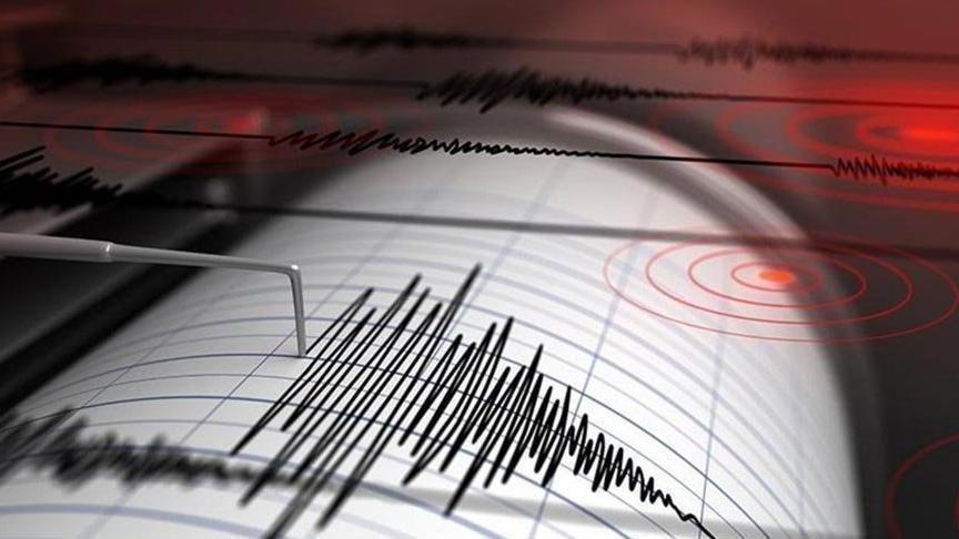 Girit Adası'nda 5,0 büyüklüğünde deprem