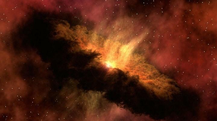 Gök bilimciler yeni bir astronomik nesne keşfetti