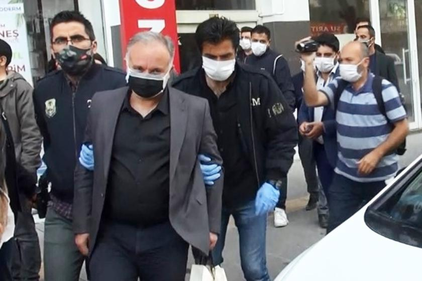 Gözaltındaki Kars Belediye Başkanı Ayhan Bilgen istifa ettiğini duyurdu