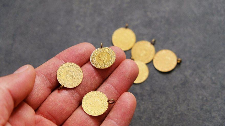 Gram altın 510 TL'yi gördü