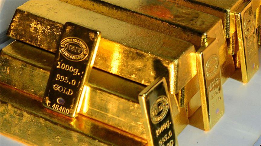 Gram altın son ayların en düşük seviyesinde