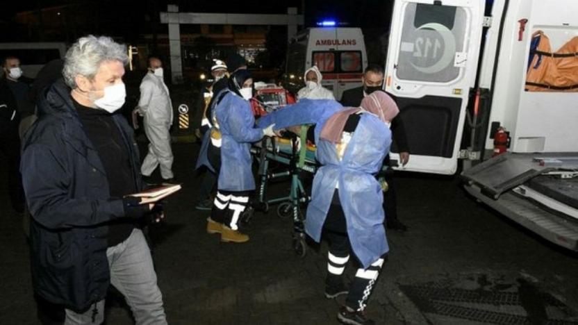 Gümüşhanespor Kulübü başkanına silahlı saldırı
