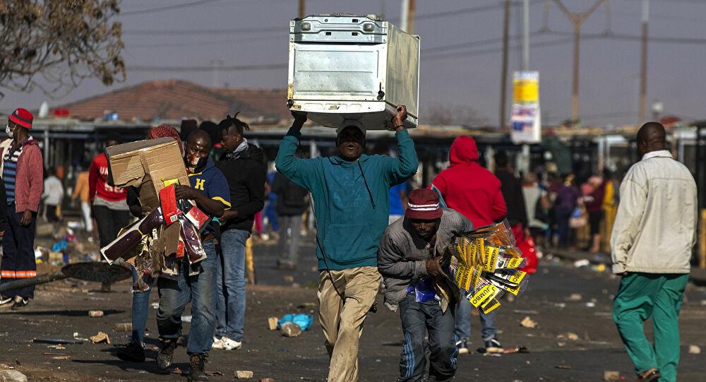 Güney Afrika'daki protestolarda can kaybı 276'ya yükseldi