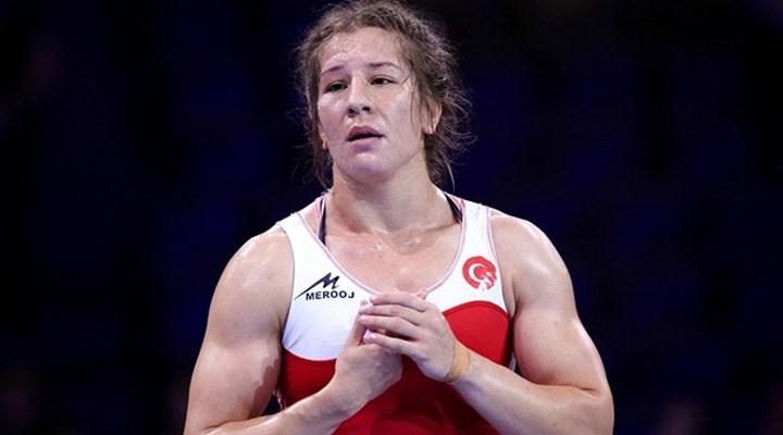 Güreşçi Yasemin Adar bronz madalya kazandı