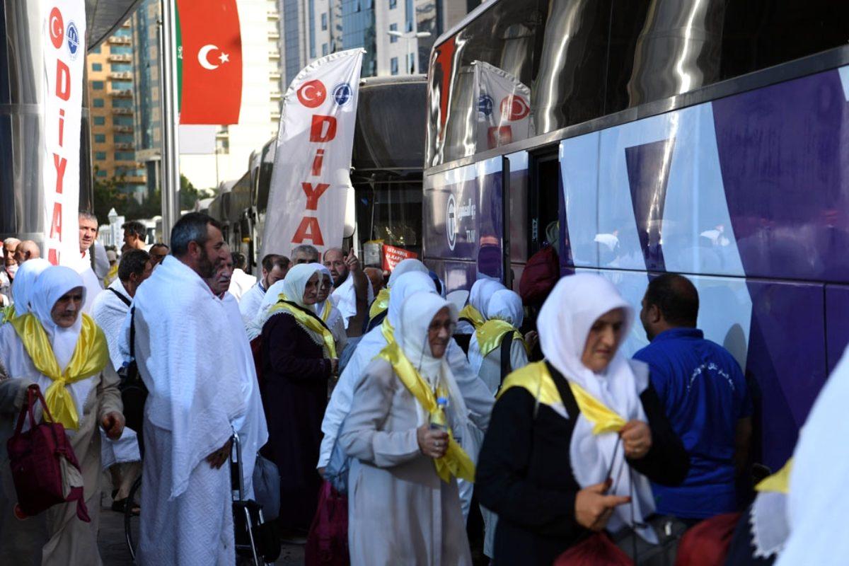 Hacı adaylarının ücretleri iade ediliyor
