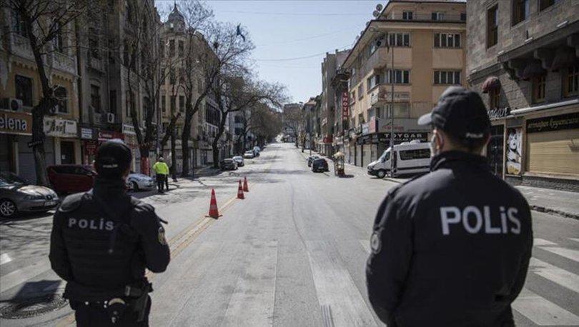 Hafta sonu hangi illerde sokağa çıkma yasağı uygulanıyor?