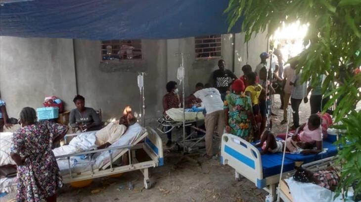 Haiti açıklarındaki depremde ölenlerin sayısı 2 bin 189'a yükseldi