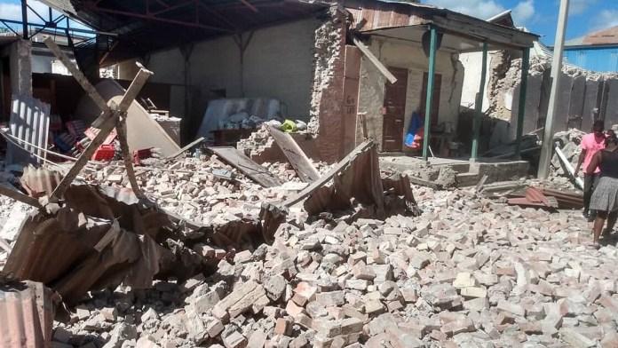 Haiti'deki depremde yaşamını yitirenlerin sayısı bin 419'a yükseldi