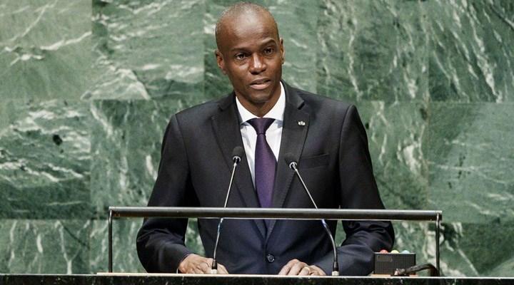 Haiti Devlet Başkanı suikast sonucu öldürüldü