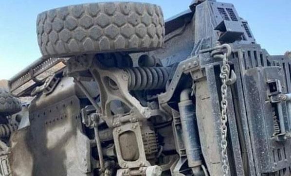 Hakkari'de zırhlı araç devrildi: 2 şehit, 1 yaralı