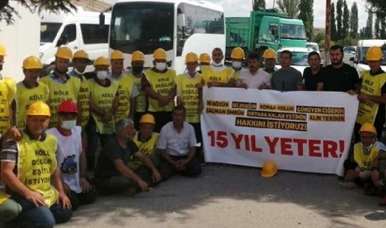 Haklarını almak için Ankara'ya giden maden işçileri trafik kazası geçirdi: 2 kişi hayatını kaybetti