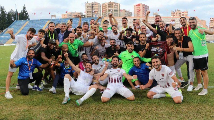 Hatayspor tarihinde ilk kez Süper Lig'de!